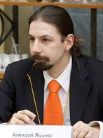 Яцына Алексей Юрьевич, тренер Московской Школы Бизнеса