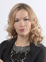 Ольховская Юлия Владимировна, тренер Московской Школы Бизнеса
